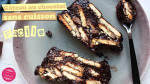 cuisine rapide sans four gateau au chocolat sans cuisson facile et rapide