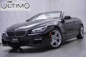 2014 bmw 640i convertible pre owned 2014 bmw 6 series 640i xdrive convertible in warrenville