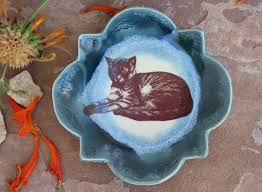 eclectic cat ring holder images 123 best dogs and cats images hand built pottery jpg