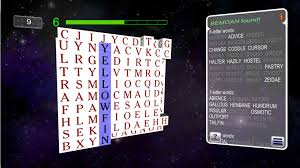 word search cubes unity connect