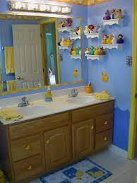 Kids Bathroom Decorating Ideas Kids Bathroom Decoration Ideas With Rubber Ducks Bathroom