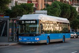 scania delivers 160 gas buses to madrid scania group