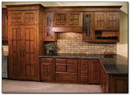 mission oak kitchen cabinets mission cabinets tips and tricks home and cabinet reviews