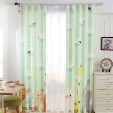 Green Nursery Curtains Aqua Nursery Curtains 100 Images Baby Nursery Bedroom Designs