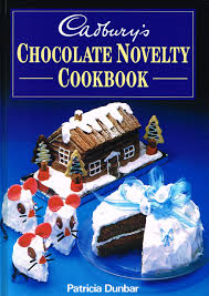 cadbury u0027s chocolate novelty cookbook amazon co uk patricia
