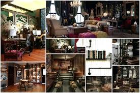 Uk Home Decor Steunk House Decor Gorgeous Steunk Interior Design Styles In
