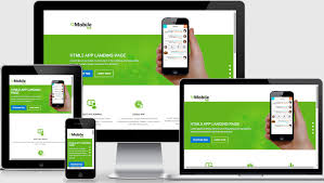 mobile stores wordpress template