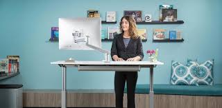 the media oversold standing desks as a fix for inactivity at work
