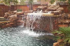 Small Water Features For Patio Features And Options Outdoor Living Pool U0026 Patio Dallas Tx