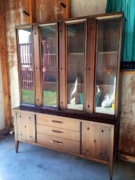 sideboards amazing walnut china cabinet astounding walnut china
