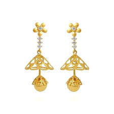gold earrings online gold earrings online buy n gold jewellery buy online dubai