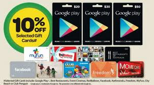 club penguin gift card psa play gift cards on sale at woolworths from the 9th of