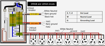 3 phase 4 pin plug wiring diagram and trailer light on 7 wire jpg