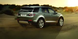 land rover discovery sport sizes and dimensions carwow