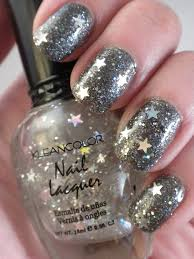 kleancolor silver star my nail polish collection pinterest