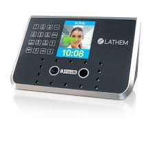 lathem payclock version 6 with recognition fr650 50