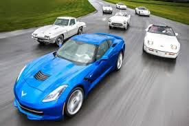 corvette the years the evolution of a car from sting to stingray corvette