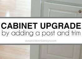 Molding Kitchen Cabinet Doors Kitchen Cabinet Door Trim Molding Cabinetdirectories Com