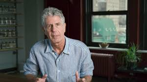 anthony bourdain sets the record straight