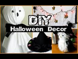 Diy Halloween Decorations Diy Halloween Decorations Styloween Youtube