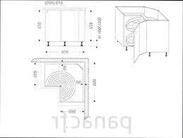 meuble cuisine dimension dimension meuble bas cuisine maison et meuble de maison