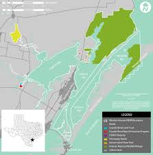 Hunting Island State Park Map by Land Conservation The Reserve