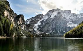 mountain mountains outdoors scene lakes mountain beautiful nature