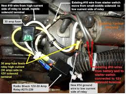 h34 yanmar starter solenoid wiring sailboatowners com forums