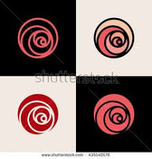 Rose Flower Design Rose Logo Ted Venus And Logos