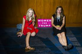 by linking trump with hate groups clinton spotlights the hillary clinton why young women did not vote for her time
