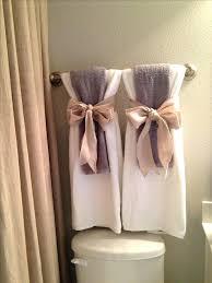 bathroom towel hooks ideas mesmerizing bathroom towel decor ideas dway me