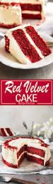 red velvet cake recipe frostings and birthdays