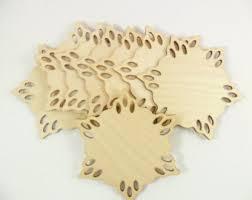 wood hexagons laser cut wood tiles 1 1 4 31 75mm side