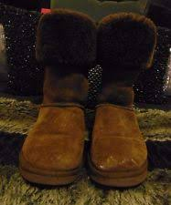 ugg womens boots wide ugg australia suede wide c d w solid boots for ebay