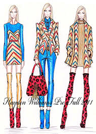 famous fashion designers sketches these are some some sketches f