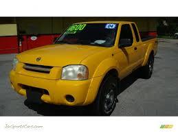 nissan frontier desert runner 2004 nissan frontier xe king cab desert runner in solar yellow