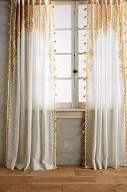 yellow curtains u0026 drapes anthropologie