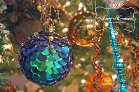 Brown And Turquoise Christmas Tree Decorations by Fairy Merry Christmas Add A Little Magic To Your Tree Diy Home