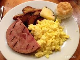 kona cafe breakfast menu polynesian resort
