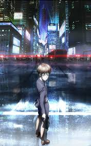 anime psycho pass tsunemori akane artwork portrait display