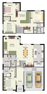 Split Floor Plan House Plans Up Slope House Plans Anelti Com Design Gallery Dr Hahnow