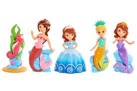 disney sofia royal friends figure mermaid