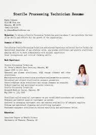 Entry Level Pharmacy Technician Resume Resume Process Technician Resume