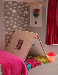 tente chambre fille tente enfant chambre dans ma chambre il y a