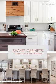 what are the different styles of cabinets shaker kitchen cabinets are so well liked because of their