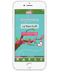 Flowers Of The Month List - best period tracker app menstruation calendar