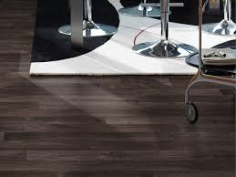 Laminate Flooring Walnut Effect Laminate Flooring With Wood Effect Dark Brown Oak 3 Strip By Pergo