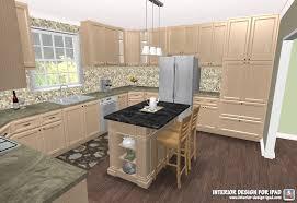 pine wood portabella raised door kitchen cabinet design software