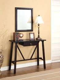 Mirror And Table For Foyer Small Entry Way Table Foyer Mirrors And Tables Small Entryway