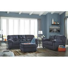 living room groups dailey sofa in midnight 9540238 signature design by ashley